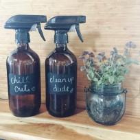 DIY Cleaning Sprays